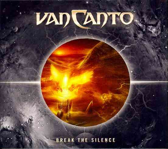BREAK THE SILENCE BY VAN CANTO (CD)